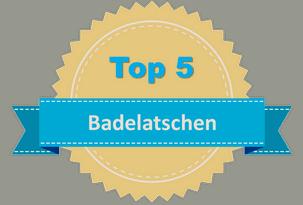 Top 5 Badelatschen