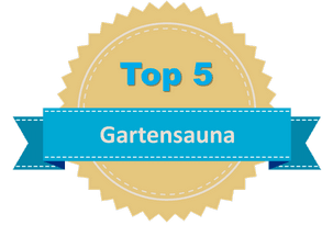 Top 5 Gartensauna