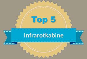 Top 5 Infrarotkabine
