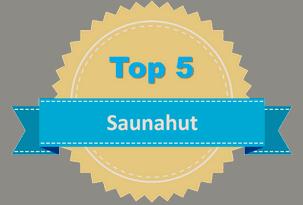 Top 5 Saunahut
