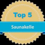 Top 5 Saunakelle