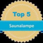 Top 5 Saunalampe
