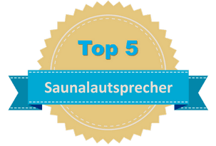 Top 5 Saunalautsprecher