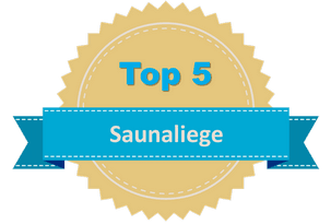 Top 5 Saunaliege