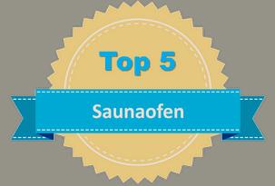 Top 5 Saunaofen