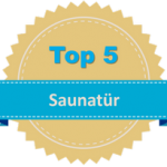 Top 5 Saunatür