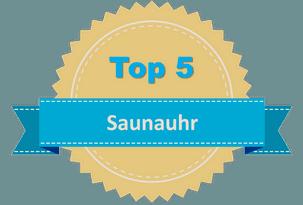 Top 5 Saunauhr