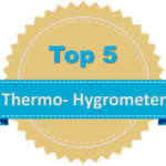 Top 5 Sauna-Thermo-Hygrometer