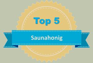 Top 5 Saunahonig