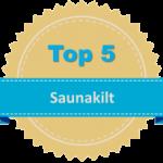 Top 5 Saunakilt