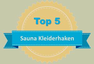 Top 5 Sauna Kleiderhaken