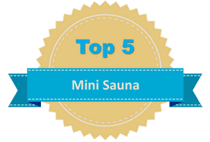 Top 5 Mini Sauna