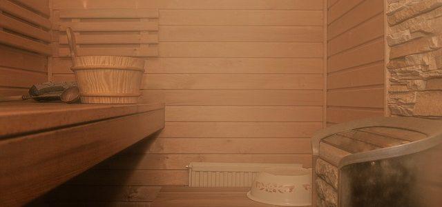 So funktioniert eine Sauna