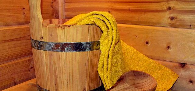 Dieses Saunazubehör benötigen Sie