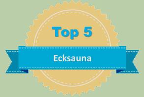 Top 5 Ecksauna