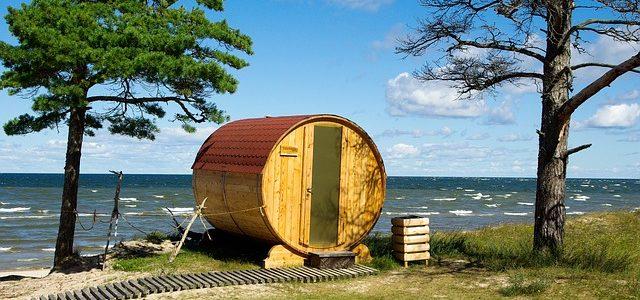 Sauna gegen Hitze im Sommer – Wie sinnvoll kann das sein?